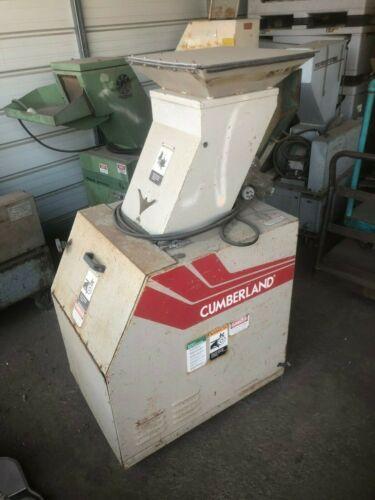 Cumberland Grinder Plastic Granulator model D-99050