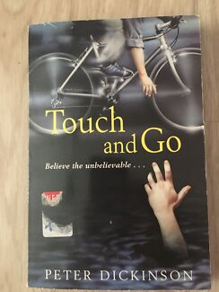 Touch and Go Peter Dickinson