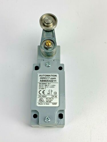 Automation Direct ABM2E42Z11 Limit Switch