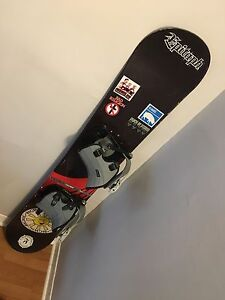 Nitro Snowboard, Flow boots and bindings