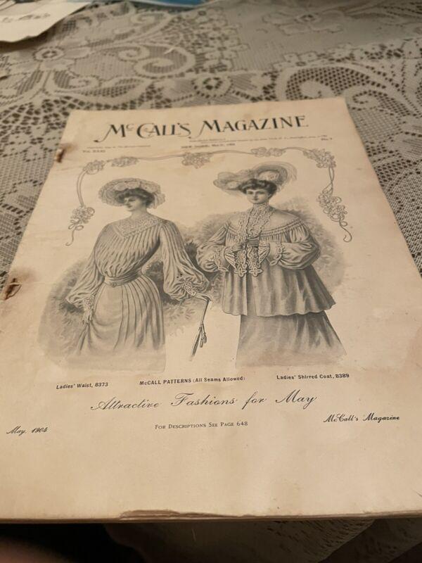 McCall's Magazine  May 1904