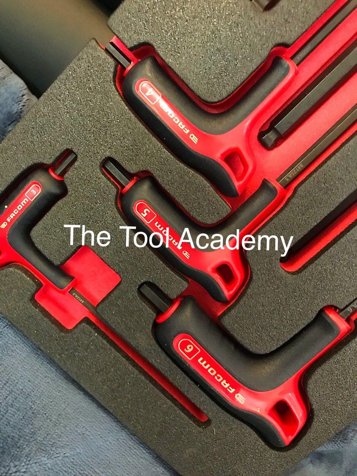 T-Handle Hex Clé Allen Vis Tournevis Driver Outils 1.5mm-10mm Clés Set