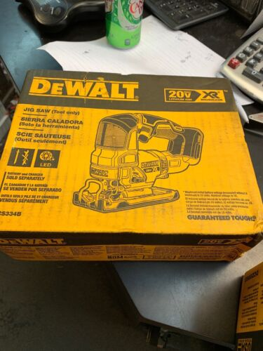 Dewalt DCS334B 20 Volt 20V Max XR Brushless Cordless Jig Saw