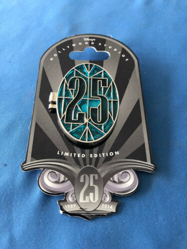 I WAS THERE Disney Pin  HOLLYWOOD MAY 1 2014 Limited Edition 25 HTF   New Card