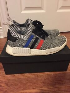 Adidas Primeknit NMD tri-coulor