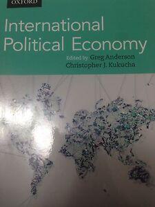 Oxford International Political Economy textbook