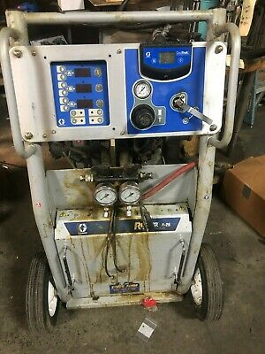Graco A-25 Proportioner Pn 262614 And 50ft Of Graco Hose