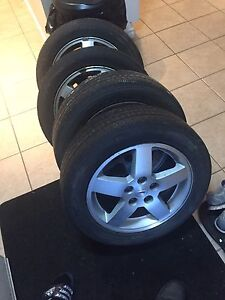 Cobalt g5 rims and tires