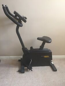 Lots of exercising machines