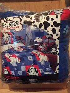 102 Disney Dalmatian Twin Bedding Set