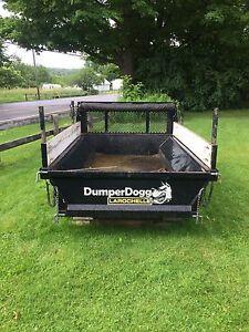 Dumper box insert