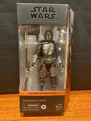 Star Wars Black Series MANDALORIAN (BESKAR) #01 - COLLECTORS GRADE MINT IN STOCK