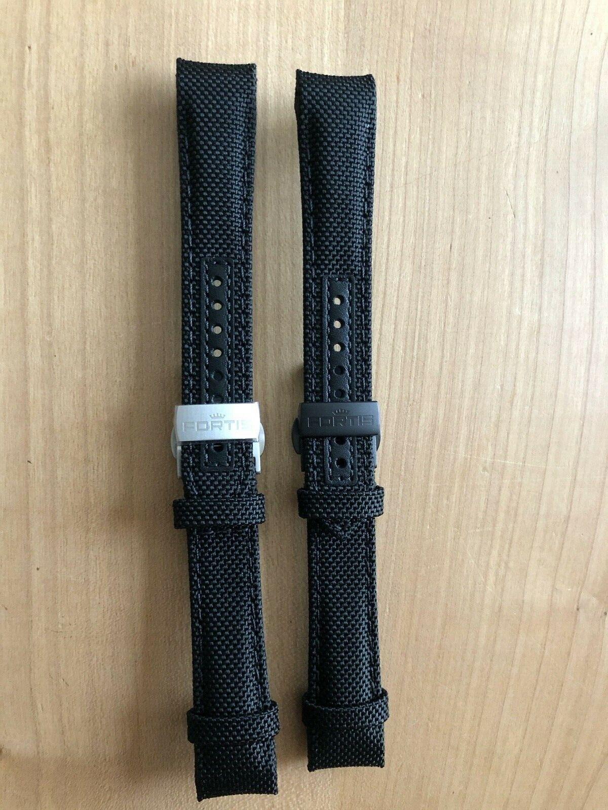 FORTIS Cordura Armband mit Faltschließe für B-42 und F-43 Modelle NEU!!!!