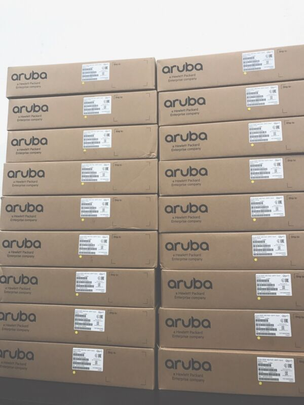 J9574a Hp Aruba 3800-48g-poe+-4sfp+ 48-port Poe Switch (j9574a#aba). New Sealed!