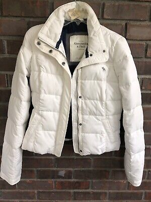 Abercrombie & Fitch Women's Jacket Size Large NWT