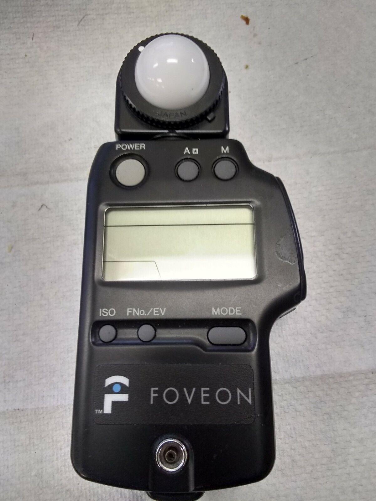Minolta Auto Meter IV-F Flash Light Meter with Case
