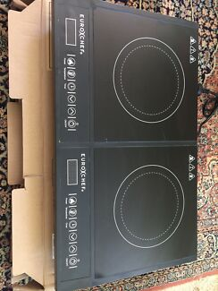 Eurochef 2x Induction Cooker