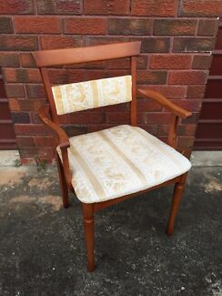 Dining chairs, Chiswell Retro 1960s - 1970s x6 Oatley Hurstville Area Preview