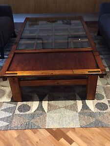 Antique Japanese Door Coffee Table Paddington Eastern Suburbs Preview