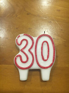 Number Candles - for top of cake etc Alfred Cove Melville Area Preview