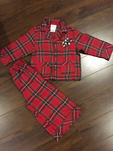 Disney Christmas pyjamas size 2-3 toddler worn once