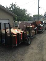 ( $20 & up ) low cost junk removal services, #587-438-4855