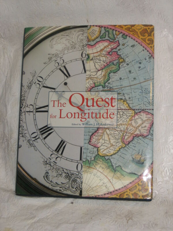 Book: In Quest of Longitude.