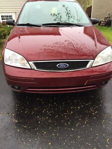 2006 Ford Focus $2500 obo