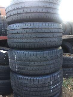 265/35r20 Pirelli p zero tyres