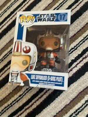 Pop Vinyl Star Wars Luke Skywalker X Wing Pilot 17