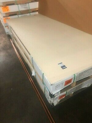 Frp Fiberglass Reinforced Panel 4x8 Colonial White Class C 45 Sheets 976477