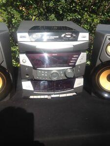 misc stereo equipment