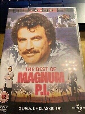 Magnum PI: The Best Of DVD (2003) Tom Selleck cert 12 2 discs