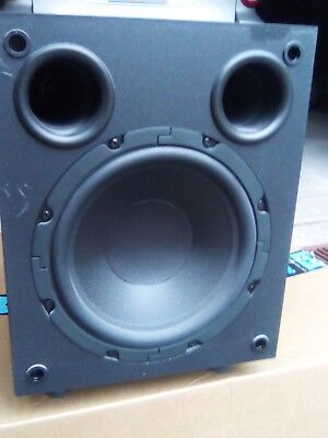 Proficient Audio Systems Powered Subwoofer S8   Very Good Condition