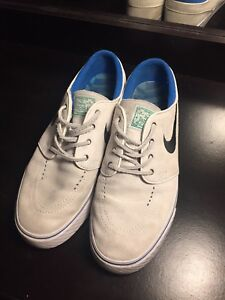 Cream Nike Janos kids