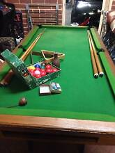 Portable Pool Table w/ Ball Return Beechboro Swan Area Preview