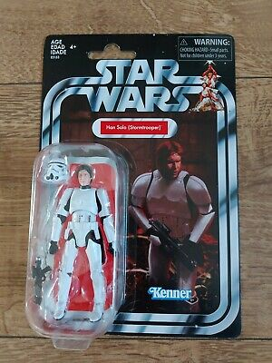 Star Wars Vintage Collection VC143 Han Solo Stormtrooper ANH MOC
