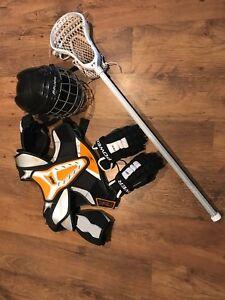 Équipement de Lacrosse à vendre