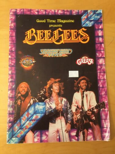 GOOD TIMES MAGAZINE PRESENTS BEE GEES, HONG KONG ISSUE