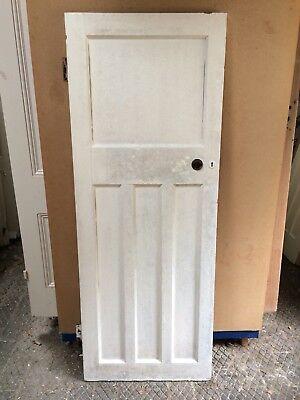 """1930s Style Reclaimed  Door 27 3/4"""" X 73 1/2"""""""