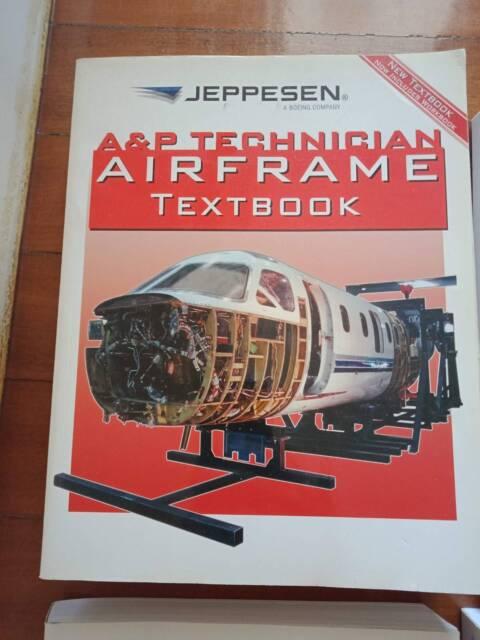 Jeppesen Airframe Book