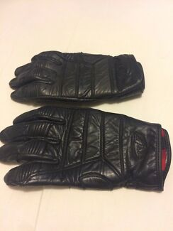 Motorcycle gloves large
