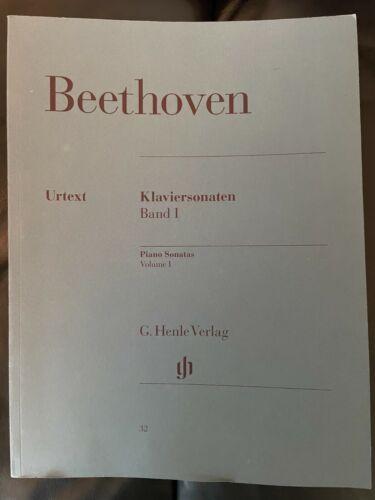 Beethoven Piano Sonatas Volume 1