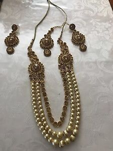 Traditional Indian Jewelry Wedding/Special Occassion
