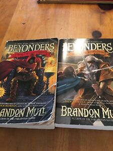 Beyonders books 1 and 2