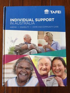 Wanted: WTB Individual Support TAFE text book