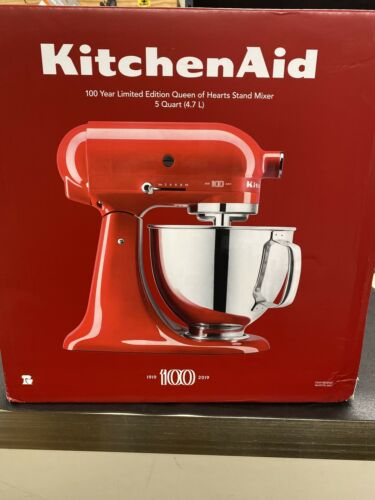 KitchenAid 5 Qt 325w Stand Mixer 100 Year Limited Edition Qu