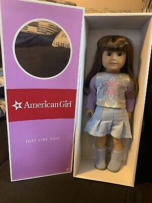 "American Girl  ""Just like you Doll 18 Inches In Box"