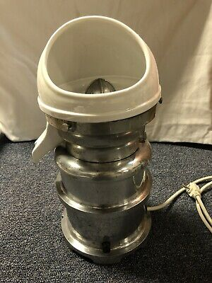 Vintage Sunkist Citrus Fruit Juice Extractor Commercial Kitchen Juicer