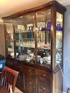 Drexel Heritage First Avenue China Cabinet